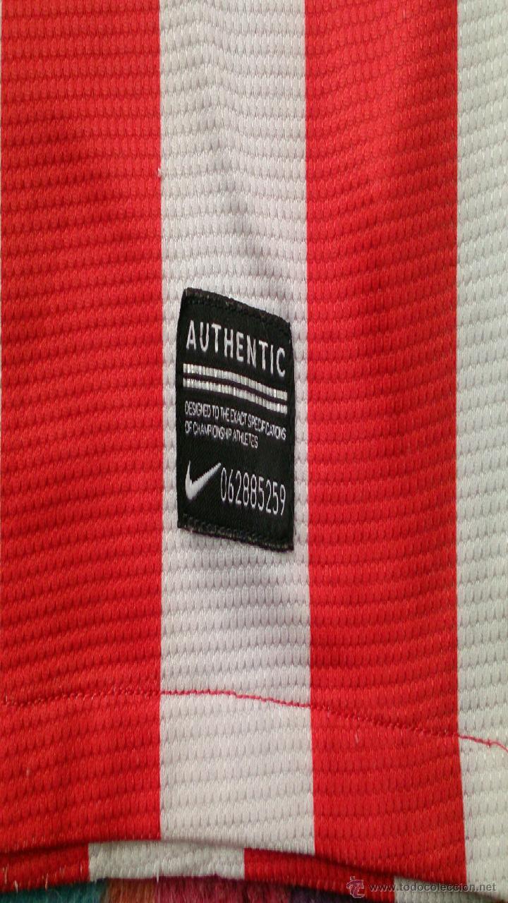 Coleccionismo deportivo: camiseta Adrián firmada, Atlético de Madrid - Foto 2 - 48219971