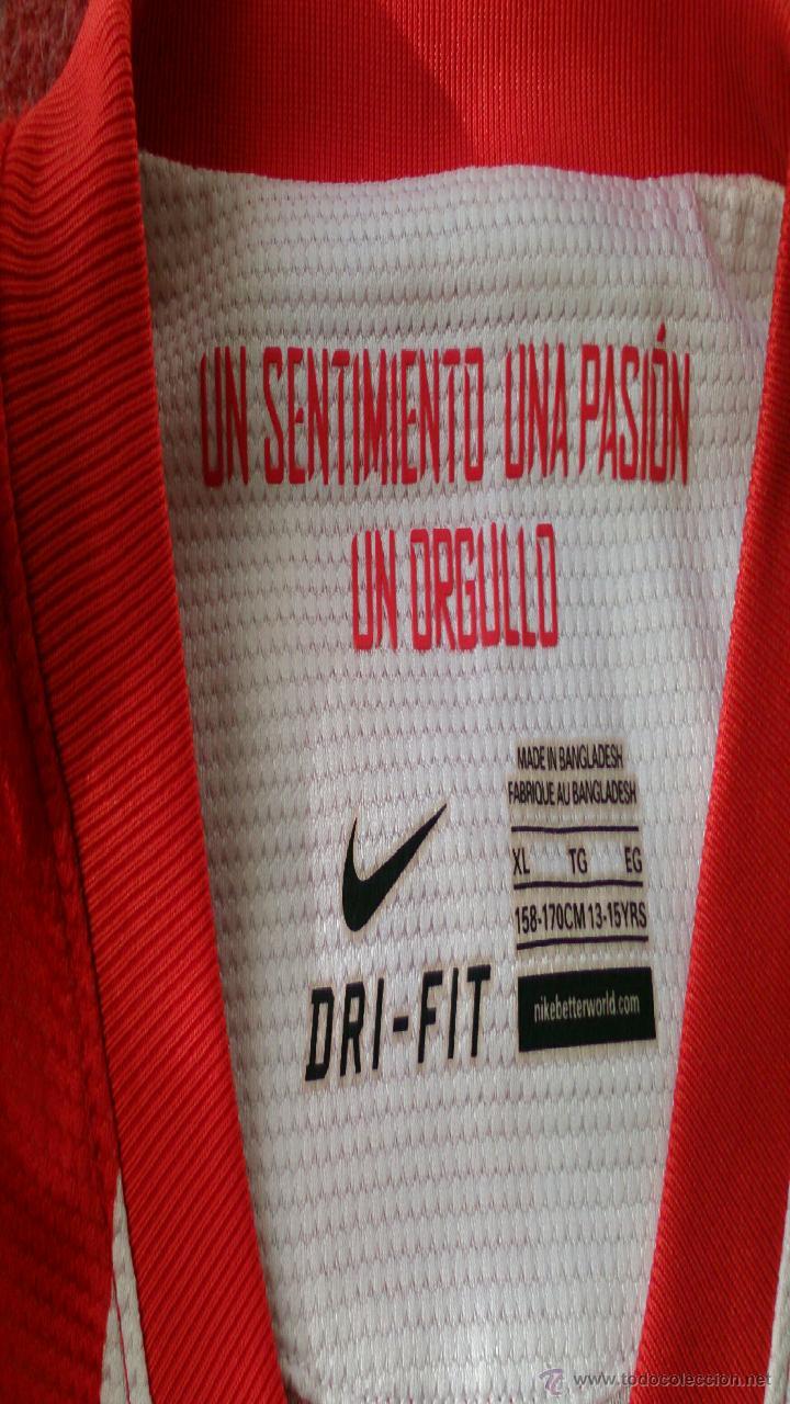Coleccionismo deportivo: camiseta Adrián firmada, Atlético de Madrid - Foto 3 - 48219971