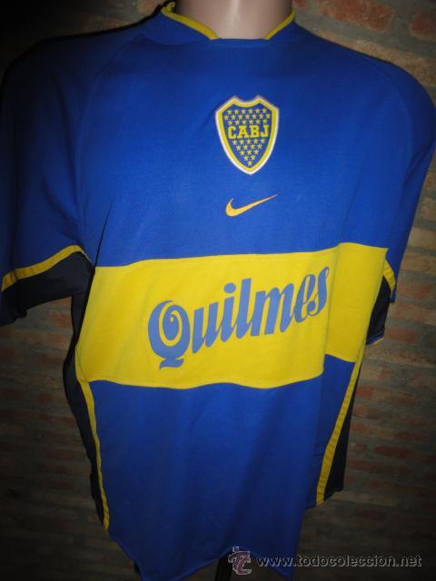 Camiseta futbol original nike equipo boca junio - Vendido en Venta ... f541533e7ff6a