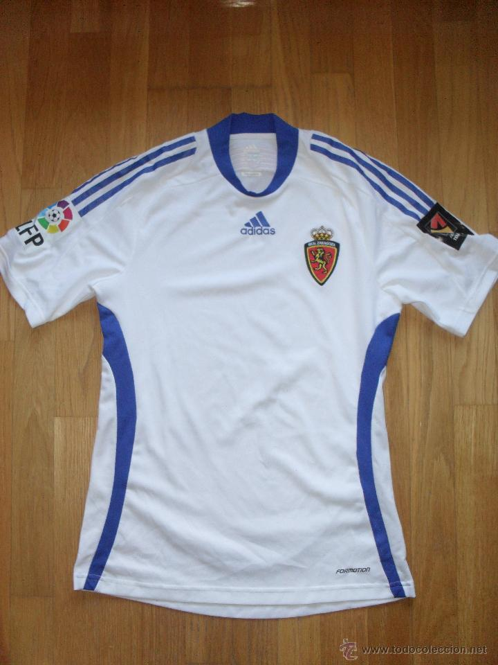 Sale Through Zaragoza Direct Real Camiseta AdidasSold 48352357 BexQrCoWd