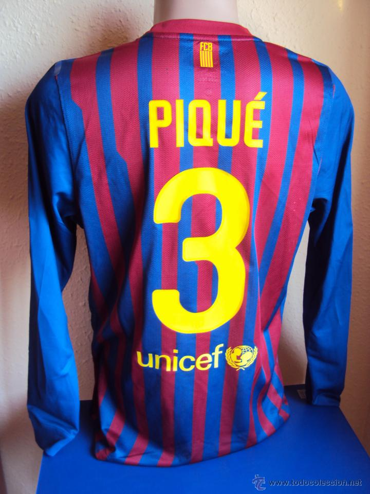 Camiseta FC Barcelona Piqué