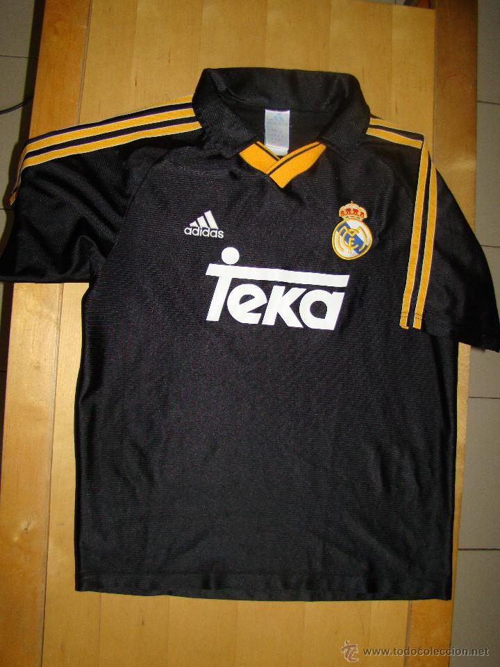 c984b8b95783f Antigua camiseta del real madrid - teka - Vendido en Venta Directa ...