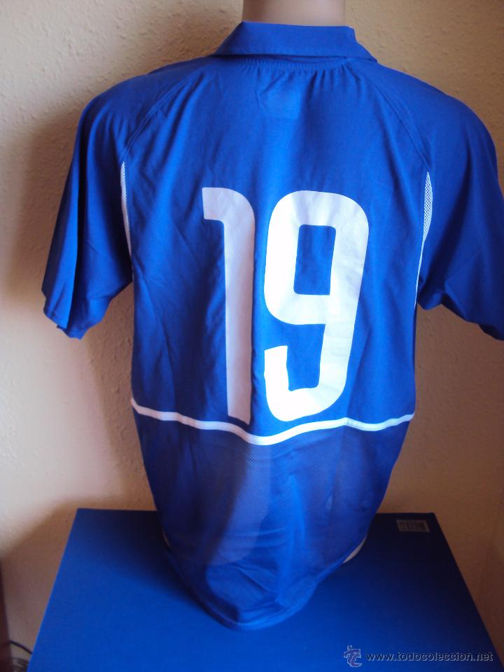 Coleccionismo deportivo: (F-044)CAMISETA DE ANDERSON LUIZ DE CARVALHO(NENE),SELECCION BRASIL,CATEGORIAS INFERIORES,MATCH WORN - Foto 6 - 49125971