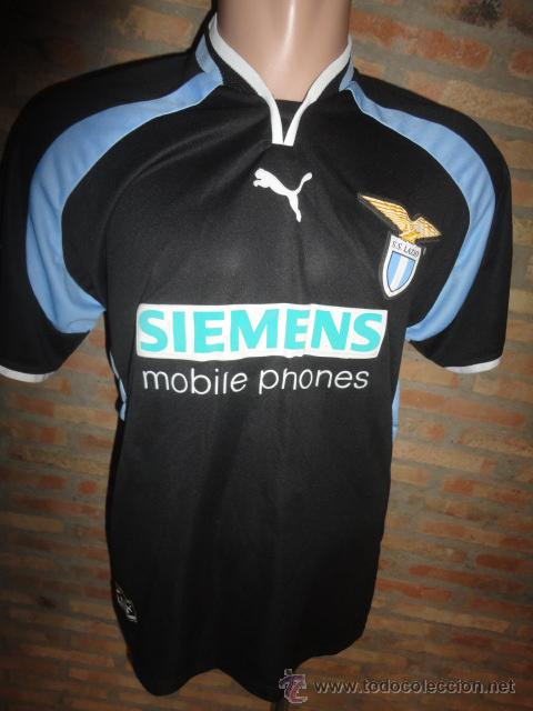 ropa Lazio futbol