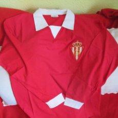 Coleccionismo deportivo: ANTIGÜA CAMISETA DEL SPORTING DE GIJON. Lote 49588686