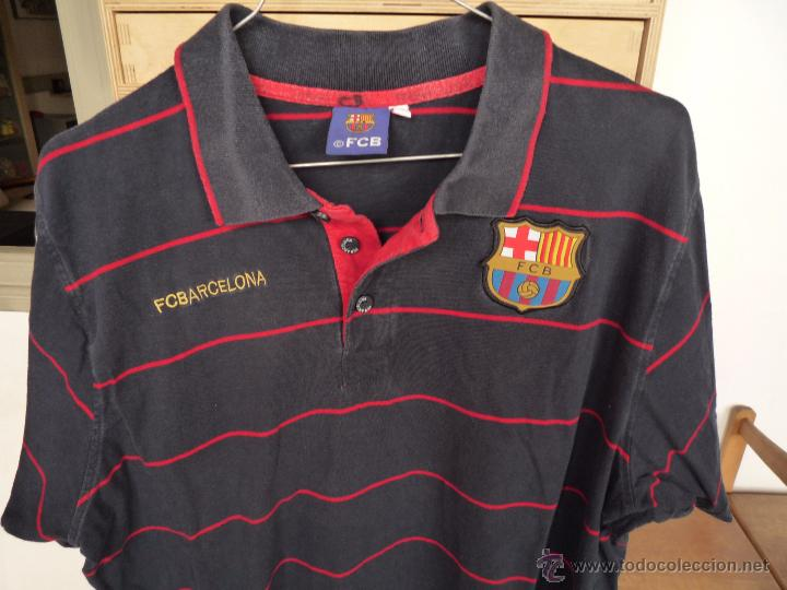 polo camiseta fc barcelona bordado b5579204592