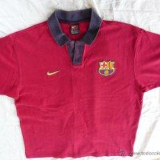 Coleccionismo deportivo: POLO NIKE FUTBOL CLUB BARCELONA. Lote 49750382