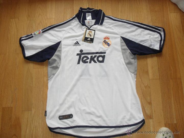 Camiseta vintage real madrid temporada 2000-200 - Sold through ... bcb3c2bddbed3