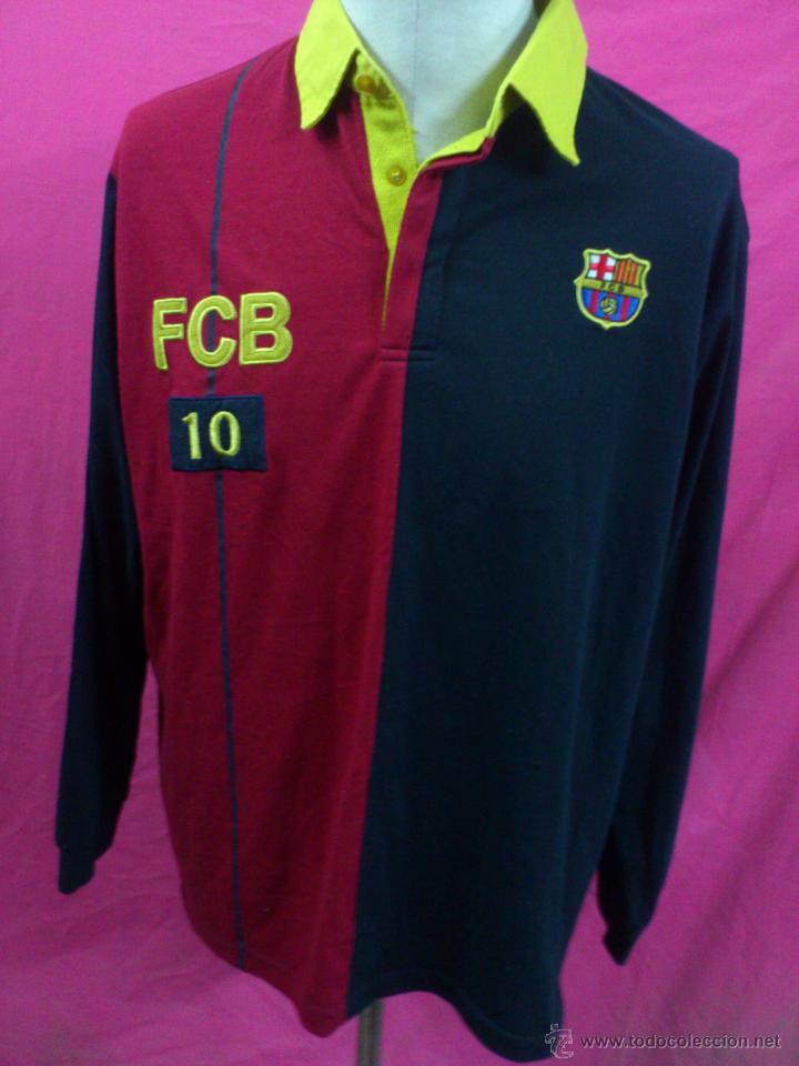 camisetas de futbol Barcelona manga larga