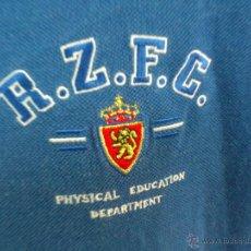 Coleccionismo deportivo: CAMISETA POLO NIKY NIKI ORIGINAL ADIDAS FUTBOL REAL ZARAGOZA TALLA 5. Lote 31338914