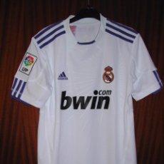 Coleccionismo deportivo: CAMISETA REAL MADRID TIENDA OFICIAL ADIDAS - TALLA 152 CM.. Lote 50853064