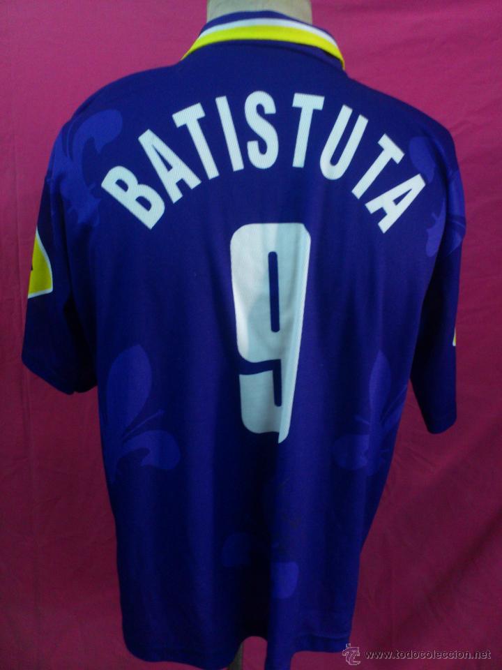 camisetas de futbol Fiorentina deportivas