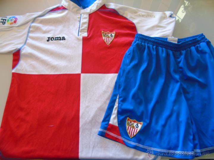 Fút Camiseta Sevilla Camisetas Comprar Y Pantalón Del Equipación gaXqFF