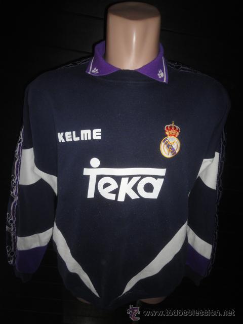 sudadera real madrid futbol