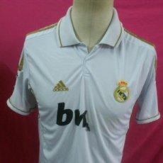 Coleccionismo deportivo: CAMISETA SHIRT FUTBOL ORIGINAL ADIDAS REAL MADRID JUGADOR RONALDO. OFICIAL. Lote 51819773