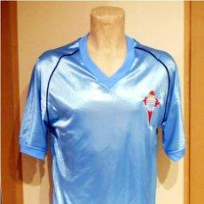 Coleccionismo deportivo: CAMISETA CELTA DE VIGO AÑOS 70-80. Lote 52640281
