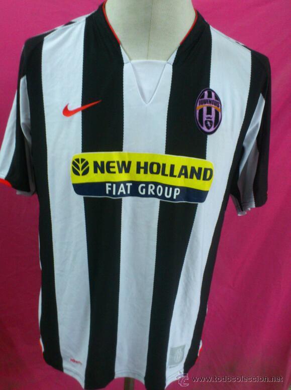 Futbol Nike Camiseta Equipo Original Juventus Talla Lalfonsojo 8ynNvm0wO