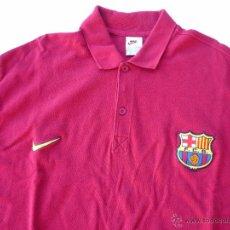Coleccionismo deportivo: CAMISETA POLO DEPORTE NIKE - TALLA XL - FC BARCELONA. Lote 52958719