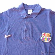Coleccionismo deportivo: CAMISETA POLO DEPORTE NIKE - TALLA XL - FC BARCELONA. Lote 52958738