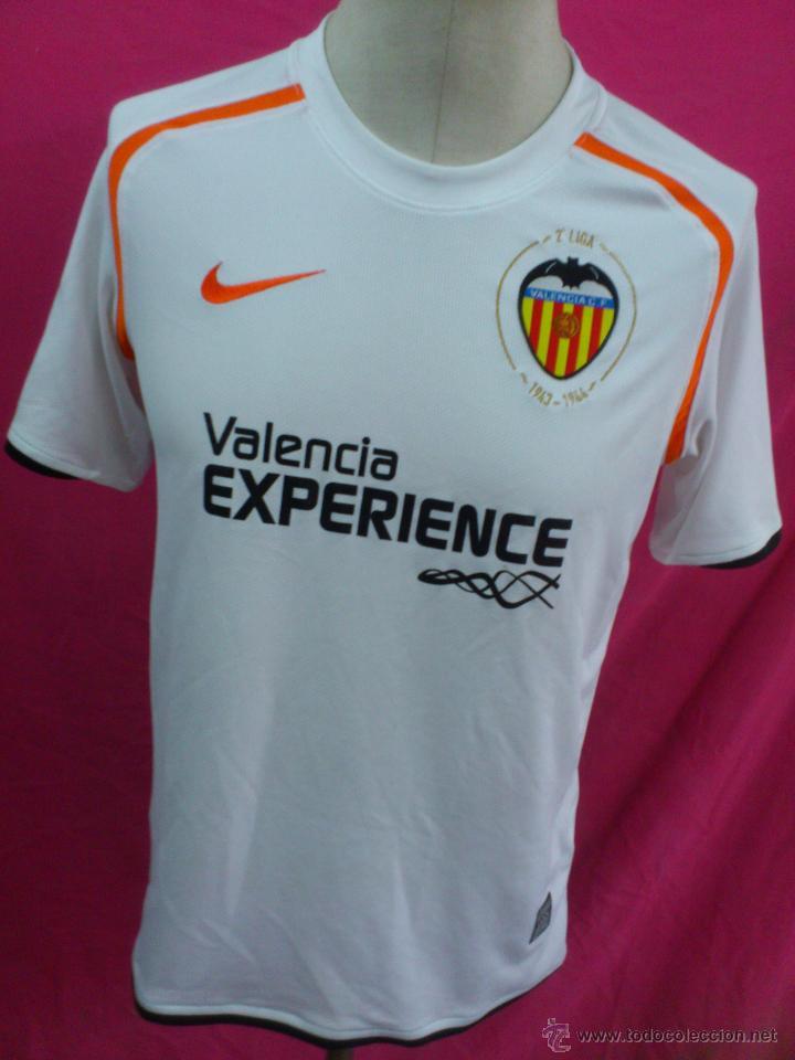 camiseta futbol original nike valencia cf ofici - Comprar Camisetas de Fútbol en todocoleccion ...