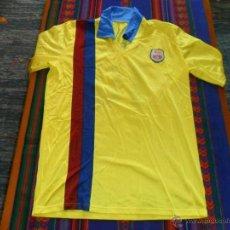 Coleccionismo deportivo: CAMISETA SUPLENTE F.C. BARCELONA GARY LINEKER. AÑOS 80 90.. Lote 58250996