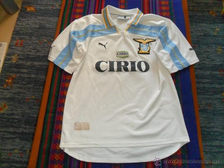 ropa Lazio deportivas
