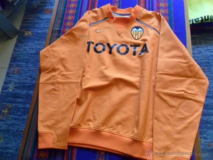 sudadera Valencia CF deportivas