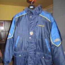 Coleccionismo deportivo: CHAQUETA - ANORAK VALENCIA.C.F LUANVI AÑOS 90. Lote 54143838