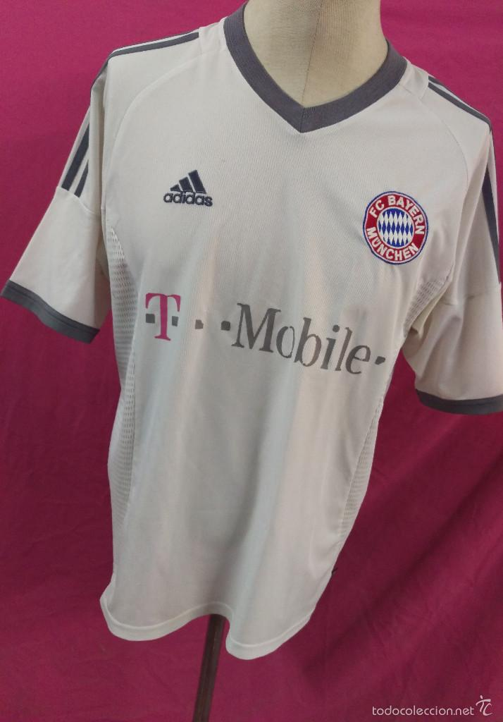 Camiseta FC Bayern München deportivas