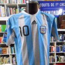 Coleccionismo deportivo - CAMISETA SELECCION ARGENTINA LEO MESSI. DORSAL 10. TALLA XXL. TDKDEP3 - 122843107
