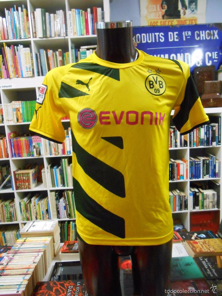 camiseta borussia dortmund. evonik. puma. talla - Comprar Camisetas ... 15799a67d1f6f