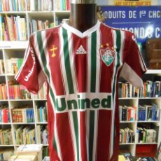 Sports collectibles - CAMISETA DEL FLUMINENSE. FUTBOL BRASIL. LIGA BRASILEÑA. ADIDAS. TALLA L. TDKDEP7 - 56489726