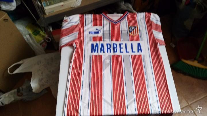 camisetas de futbol Atlético de Madrid en venta