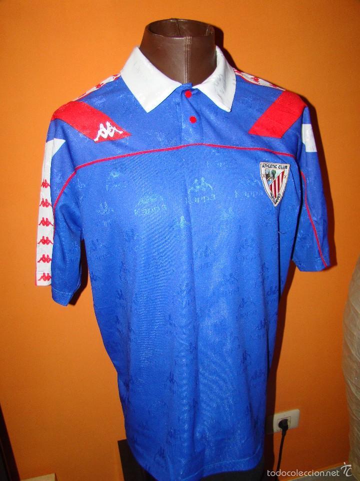 camisetas de futbol Athletic Club en venta