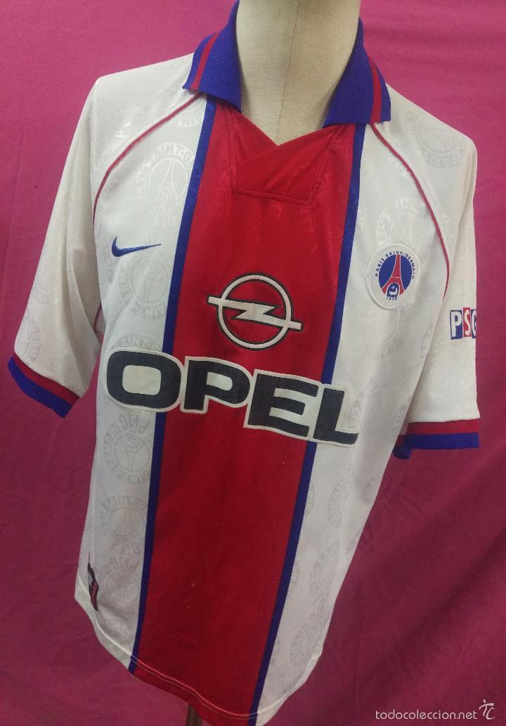 comprar camiseta Paris Saint Germain deportivas