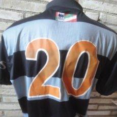 Coleccionismo deportivo: CAMISETA FUTBOL ORIGINAL ASTORE OFICIAL REAL SOCIEDAD TALLA XL. Lote 57381982