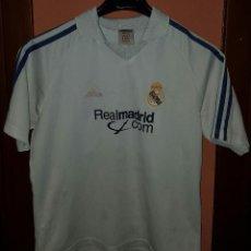 Coleccionismo deportivo: CAMISETA ADIDAS REAL MADRID TALLA L. Lote 57407150