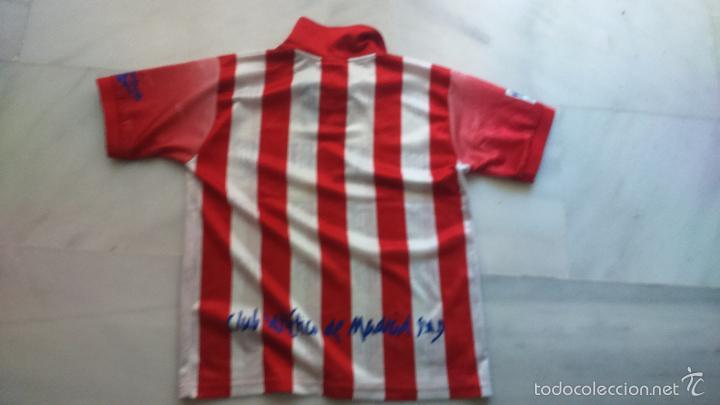 Coleccionismo deportivo: CAMISETA ATLÉTICO DE MADRID, MARBELLA TALLA 14 - Foto 2 - 94362226