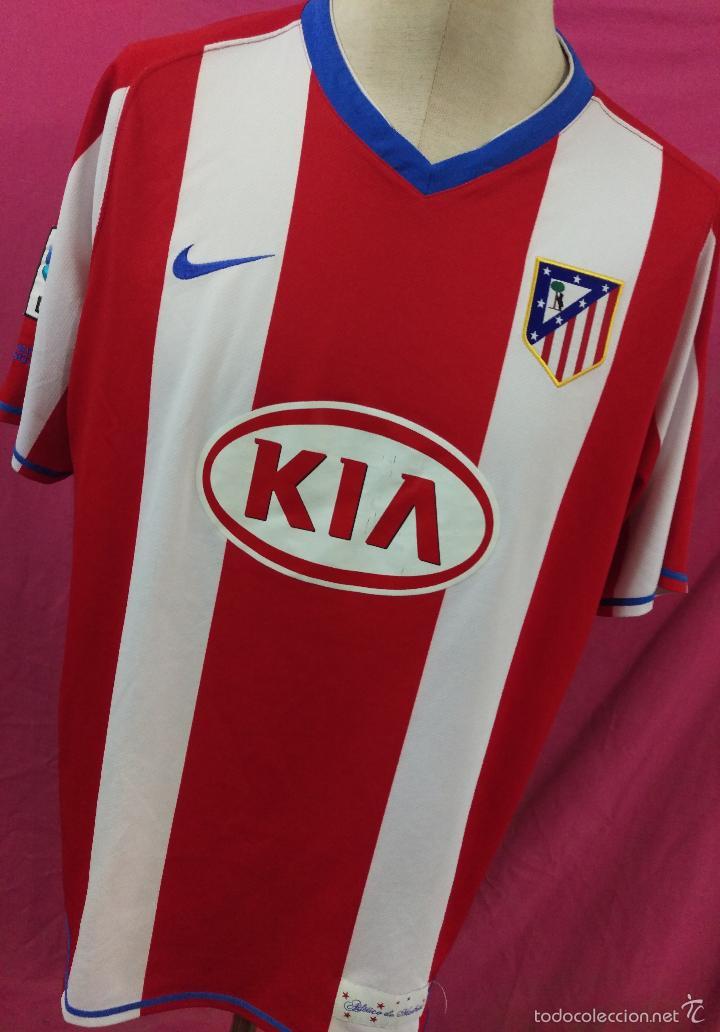 camisetas de futbol Atlético de Madrid online