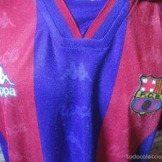 Sports collectibles - CAMISETA FUTBOL ORIGINAL KAPPA BARCELONA FC TALLA XL - 58255731
