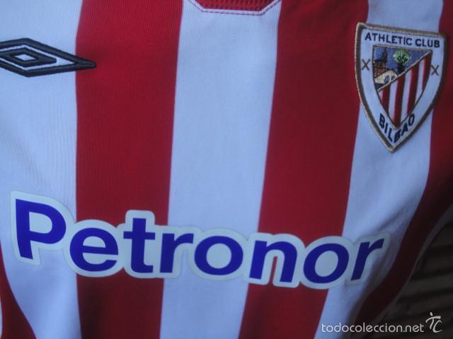 camisetas de futbol Athletic Club futbol