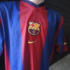 Coleccionismo deportivo - CAMISETA FUTBOL ORIGINAL NIKE FC BARCELONA TALLA XL - 58561620