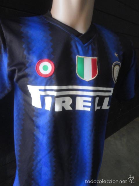 camisetas de futbol Inter Milan precio