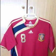 Coleccionismo deportivo: CAMISETA ESPAÑA. SELECCIÓN ESPAÑOLA AÑO 2.009, TALLA XL.. Lote 60378995