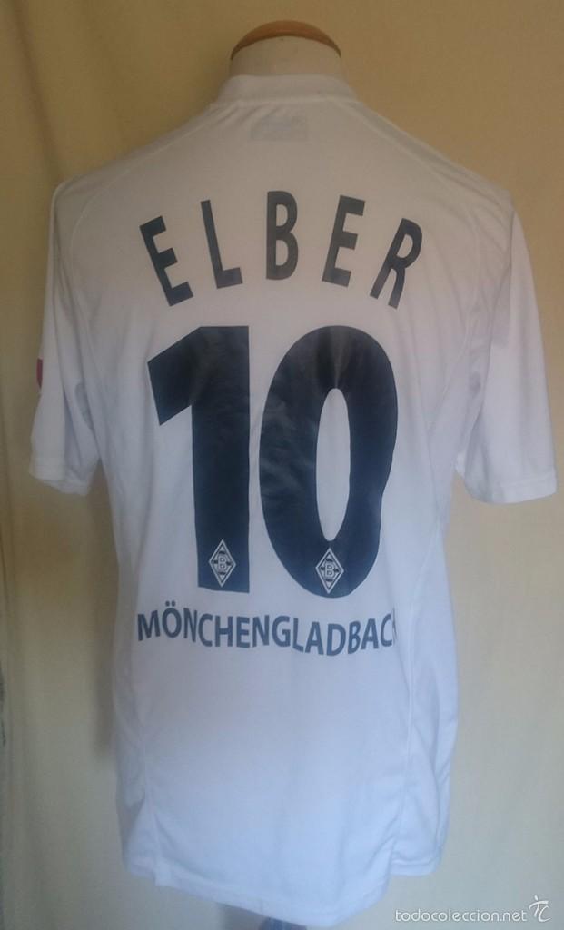 camisetas de futbol Borussia Mönchengladbach futbol