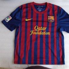 Coleccionismo deportivo: CAMISETA DEL BARÇA, F.C. BARCELONA, 4 FABREGAS, TALLA S, TEMPORADA 2011. Lote 62617812