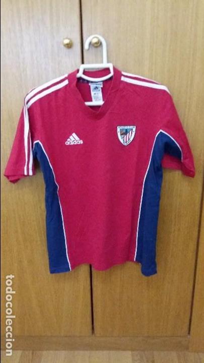 77c2475557610 Camiseta adidas entrenamiento athletic de bilba - Vendido en Venta ...