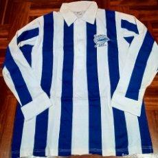 Coleccionismo deportivo: CAMISETA C. D. ALAVÉS. Lote 63941931