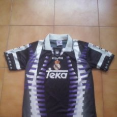 Sports collectibles - camiseta real madrid club de futbol- kelme teka - 63967991