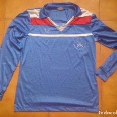 Coleccionismo deportivo: CAMISETA FUTBOL ADIDAS MANGA LARGA- Nº7- AÑOS 70-80. Lote 63970843